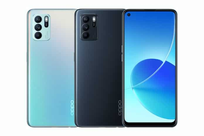 Oppo Reno6 Z powered by Dimensity 800U launched silently