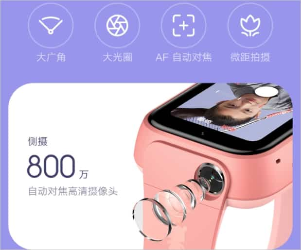 Mitu Children's Learning Watch 5X launched by Xiaomi with a battery backup upto 4 days