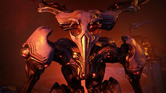 The new war expansion of the game Warframe is revealed in a 30-minute gameplay trailer