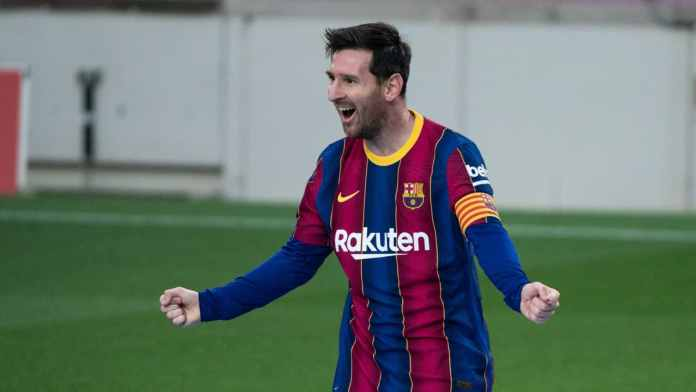 Everything we know about Messi's renewal agreement at Barcelona