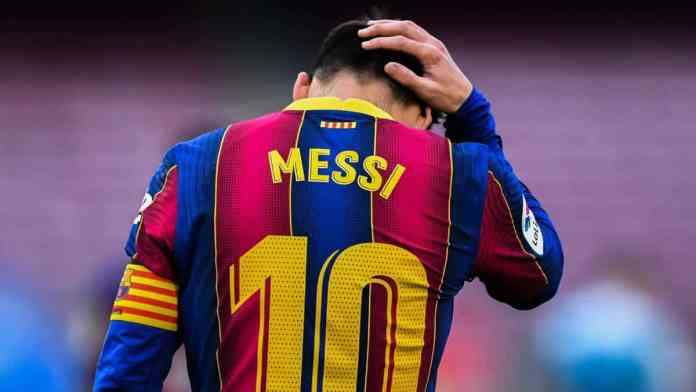 LaLiga remains silent on Messi's exit, No Barcelona player has bid farewell to their captain