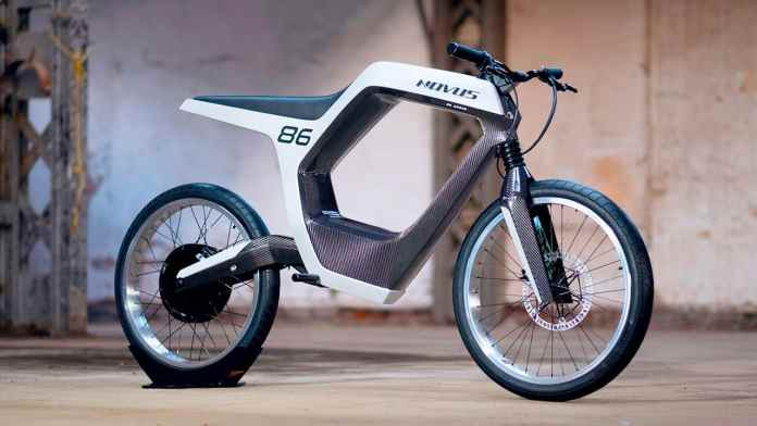 Huawei engineer successfully builds a self-riding e-bicycle prototype