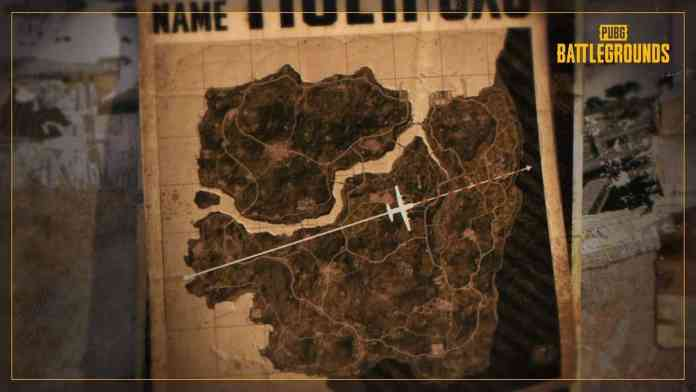 Taego Map: New Map added in PUBG Battlegrounds