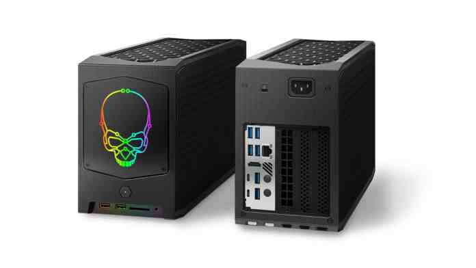 Intel launches NUC 11 Extreme Kit with up to 11th Gen Intel Core i9 processors