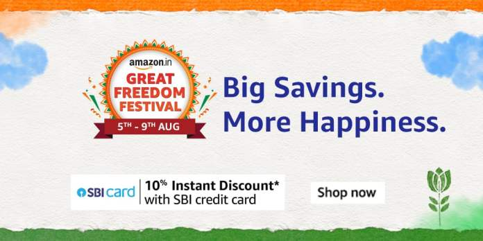 Amazon India GREAT FREEDOM FESTIVAL 2021: Best Gadgets You Can Buy Right Now!