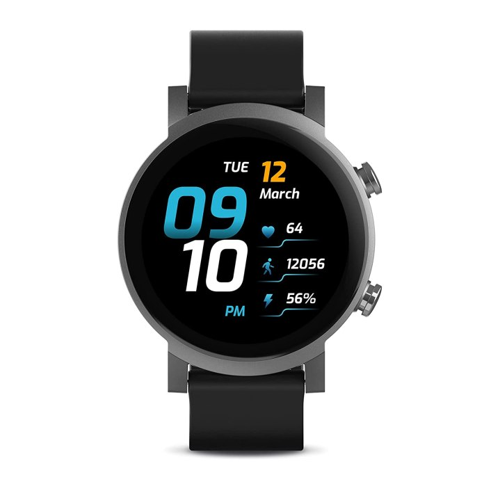 TicWatch E3 from Mobvi with Snapdragon Wear 4100 processor arrives in India