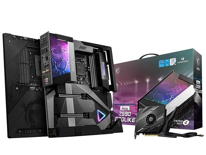 Best deals on MSI Z590 motherboards on Amazon Great Freedom Festival sale