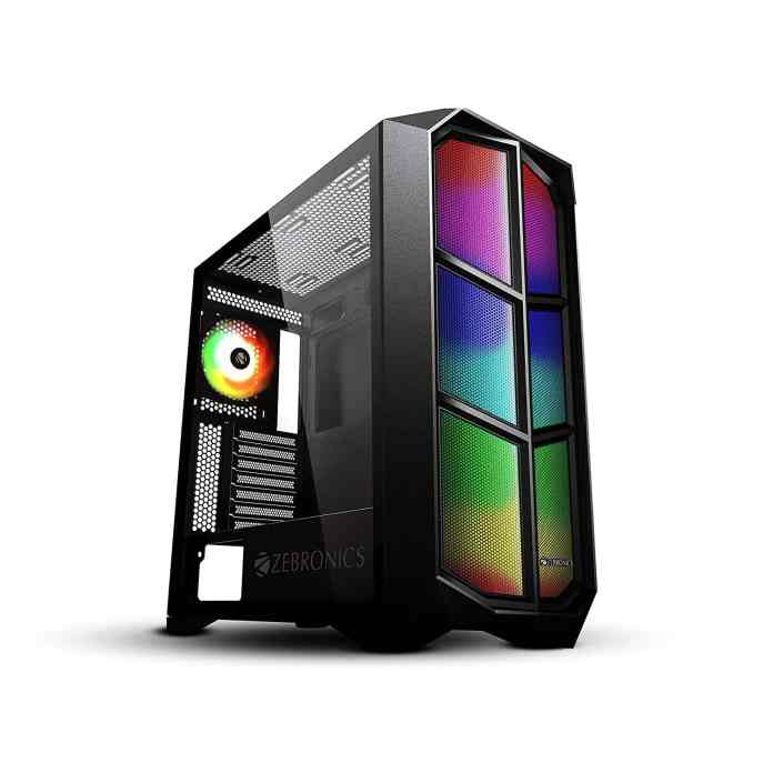 Here are all the deals on Zebronics cabinets at the Amazon Great Freedom Festival