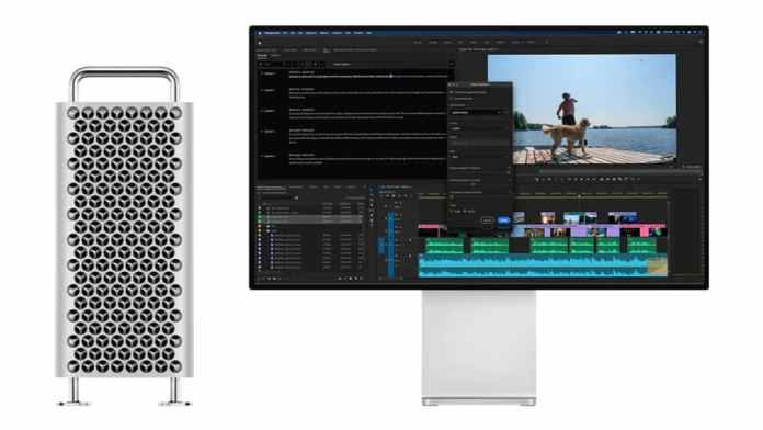AMD Radeon PRO W6000X Series GPUs will be available for Mac Pro