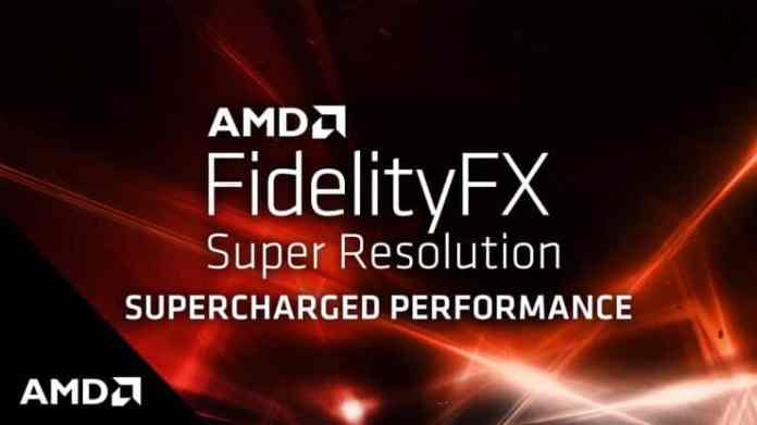 AMD's FSR uses a modified version of Lanczos upscale already present in Nvidia's Control Panel