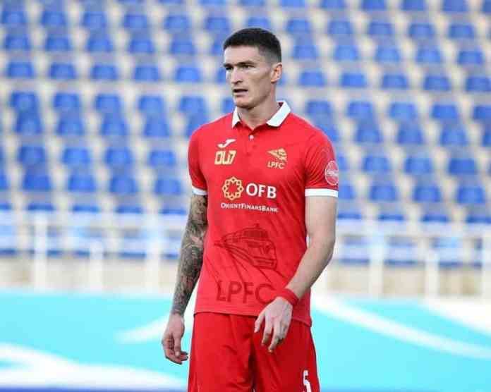 Serbian defender Slavko Damjanovic joins Chennaiyin FC