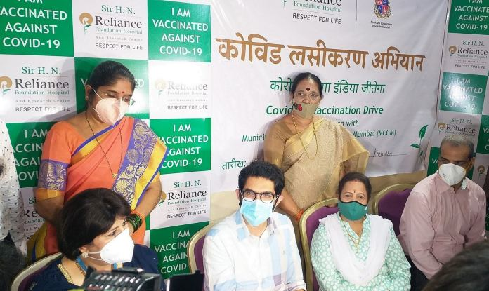 Reliance Foundation and Municipal Corporation of Greater Mumbai to provide three lakh free COVID-19 vaccines for Mumbai's underprivileged communities