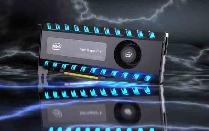 Intel DG2's latest appearance with 128 EU shows its potential to reach as much as 2,200 Mhz clock speed