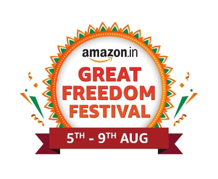 """Amazon India brings """"GREAT FREEDOM FESTIVAL"""" from 5th to 9th August 2021"""