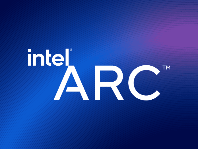 Intel confirms its upcoming Arc GPUs will support AI-based super sampling, more details coming this week