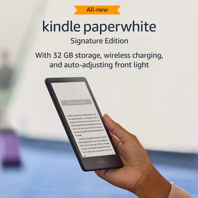 Amazon's Kindle Paperwhite & Paperwhite Signature Edition launched in India, starts at ₹13,999