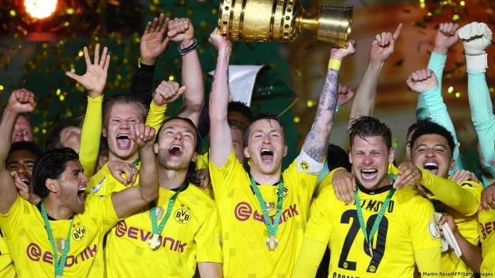 Borussia Dortmund DFB Pokal