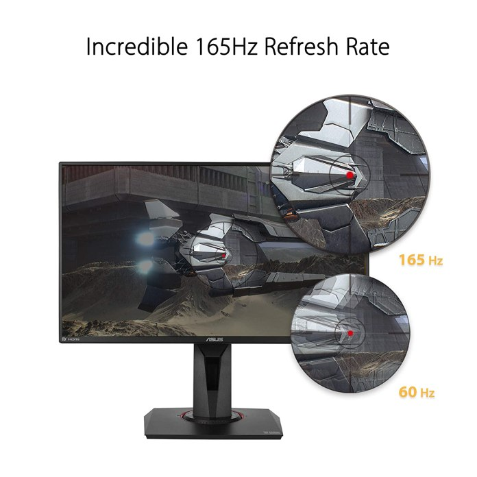 Deal: ASUS TUF Gaming 24-inch monitor with 165Hz refresh rate available for ₹23,499