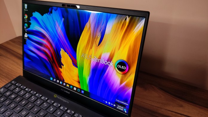 ASUS Zenbook 13 OLED Review - 39_TechnoSports.co.in