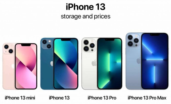 How to Pre-order iPhone 13 series in India and When will it start?