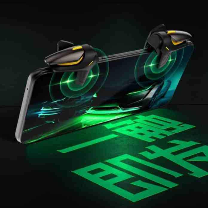 Realme could launch gaming accessories like Cooling Black Clip, Gaming button with GT Neo2