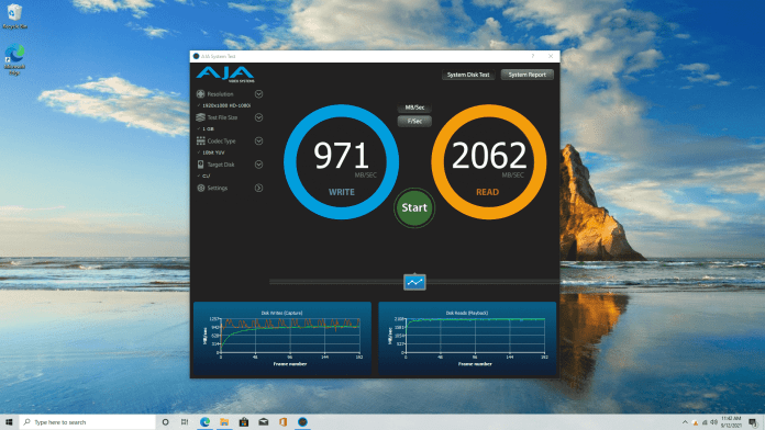 ADATA GAMMIX 256 GB PCIe NVMe SSD review: Cheap yet fast!