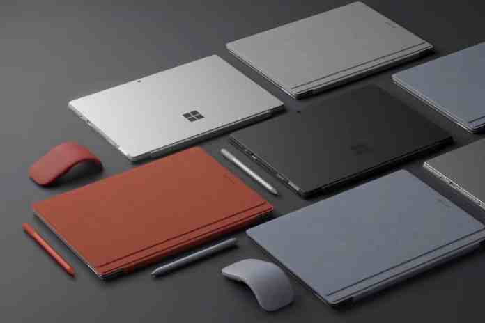 Here's some latest information about Microsoft's upcoming Surface Pro 8