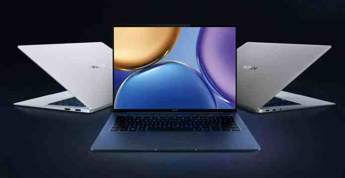 Honor's MagicBook 16 and 16 Pro comes alongside the company's MagicBook V 14