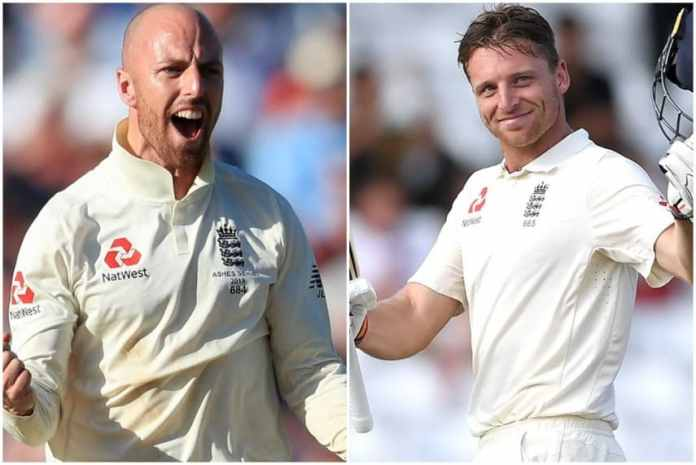 England have recalled Jos Buttler and Jack Leach in their Squad for the Fifth Test Match against India