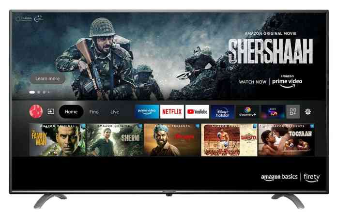 The Best Smart TV deals on Amazon Great Indian festival