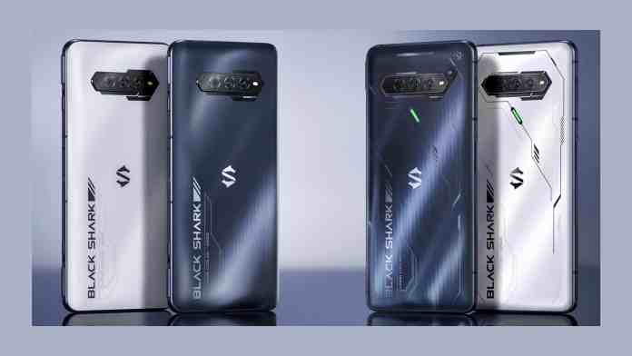 Black Shark 4S and Black Shark 4S Pro launched in China