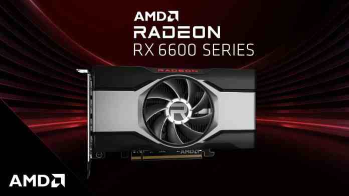 AMD Radeon RX 6600 GPU comes with a starting price of ₹26,490 in India