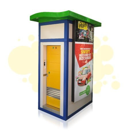 An e-toilet to revolutionize sanitation