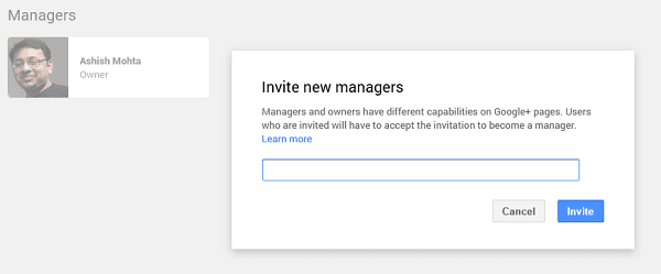Add New Managers