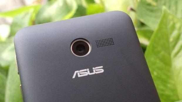 Asus Zenfone 4 Speakers