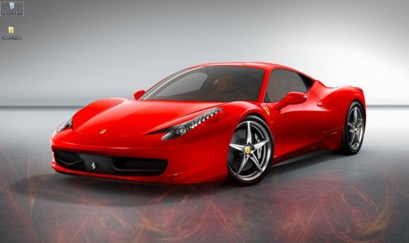 Ferrari Theme for Windows 7