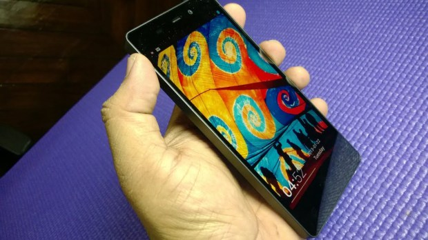 Gionee E6 Screen Size