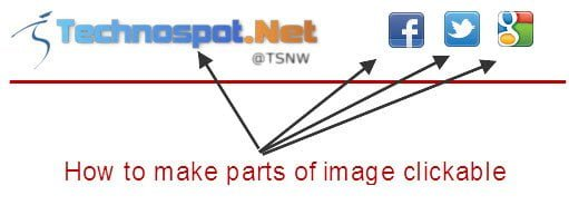 Image Map Header