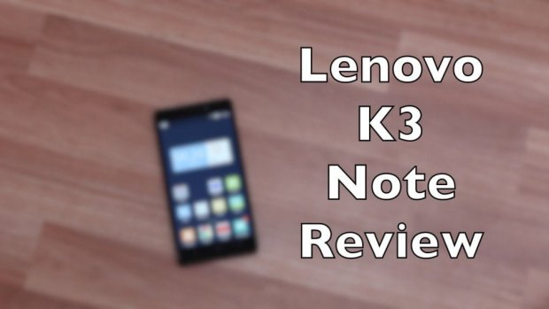 K3 Note Review Cover