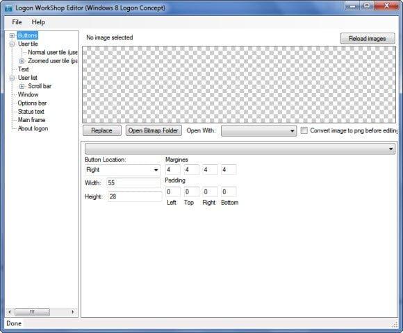 Logon Workshop Edit