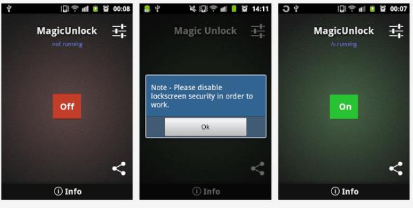 Magic Unlock