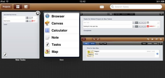 NoteHub for iPad