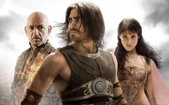 Prince of Persia Actors