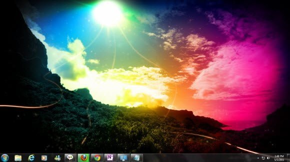 Surreal Territory Windows 7 Themes