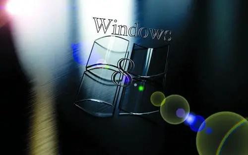 Windows 8 3D