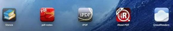 iPad PDF Apps