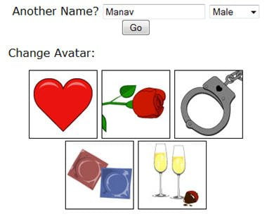 name decoder decode your name to get an avatar
