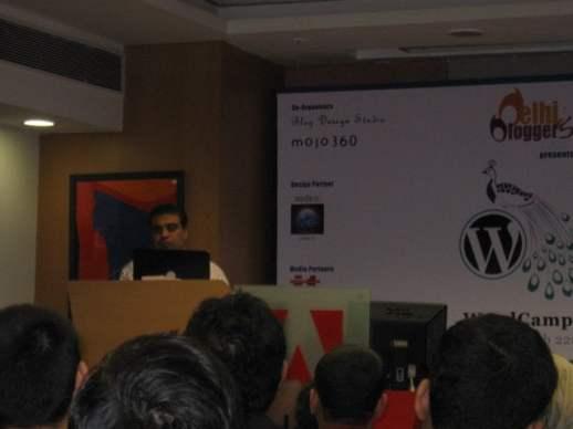 Om Malik @ WordPress India