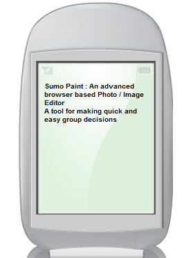 SMS preview of the alert and posts that will be sent