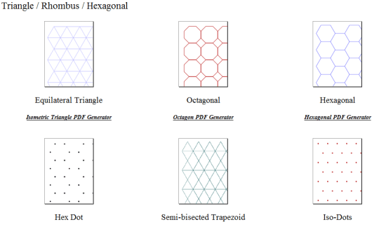 UnCommon Graph papers